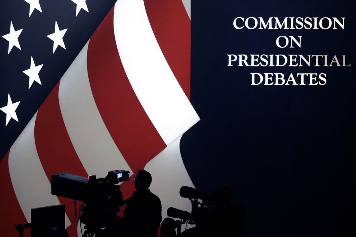 Trump campaign attacks a new target: The debate commission