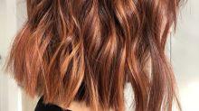 """""""Copperhair"""":la coloration la plus tendance qu'il faudra adopter cet automne"""