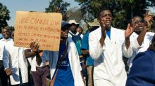 Zimbabwe doctors defy court, enter 43rd day of strike