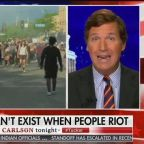 George Floyd protests: Fox News host Tucker Carlson calls demonstrations over police killing 'a form of tyranny'