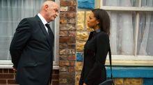 Corrie showdown as Steph Britton confronts Phelan