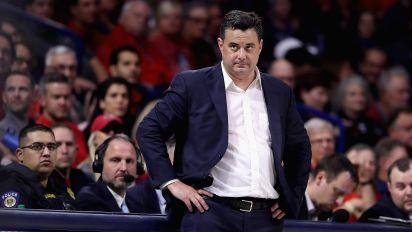 Has Sean Miller coached his last game at Arizona?