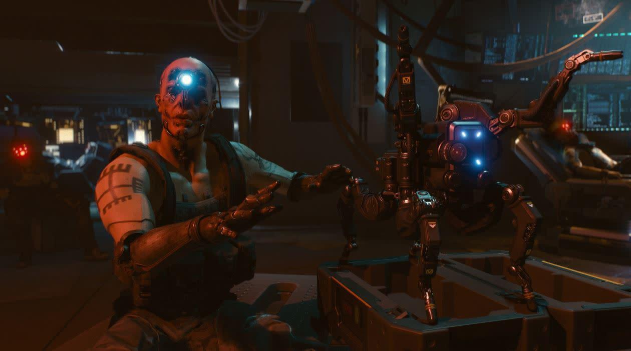 令人非常期待 2077 多人會是怎樣的玩法,對戰或是合作呢。(圖源:the witcher 3)