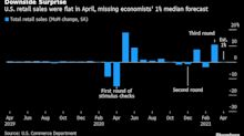 美國4月零售銷售未見成長並遜於預期 此前曾因刺激措施大幅上升