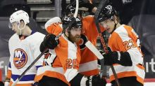 Flyers' Oskar Lindblom: 'I want to be the player I was before I got sick'