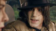 First look: Joseph Fiennes as Michael Jackson