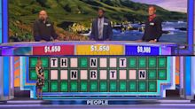 'Wheel of Fortune' contestant gives one of the worst guesses in the show's history