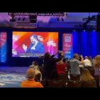Senator Ted Cruz Jokes Orlando 'Not as Nice as Cancun' at CPAC