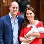 Duke and Duchess of Cambridge Welcome Baby Boy in London