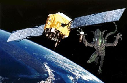 """Out of control satellite """"weeks"""" away from slamming into Earth"""