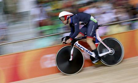 Cycling Track - Men's Omnium Flying Lap 250m Time Trial