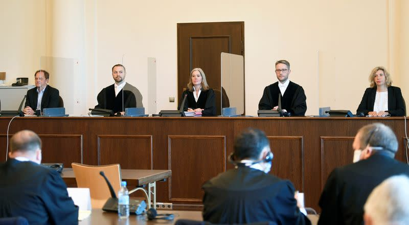 German court convicts 93-year-old former Nazi concentration camp guard