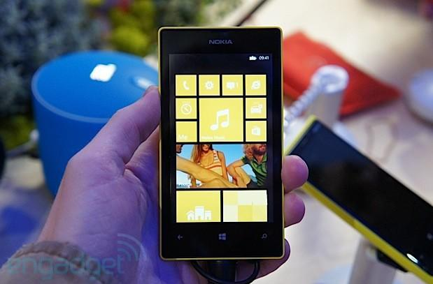 Nokia Lumia 520 hands-on (update: video!)