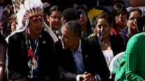 Obama: More Help Needed for Native Americans