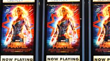 Advanced ticket sales signal 'Captain Marvel' is hotter than 'Wonder Woman,' and trails only 'Black Panther' among superheroes