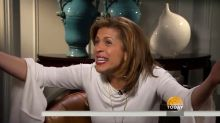 Hoda Kotb brings couple to tears as she surprises them with a new baby