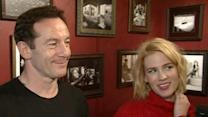 Sundance 2013: Jason Isaacs And January Jones Talk 'Sweetwater'