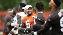 Report: Browns veterans spoke to Baker Mayfield after comments about Duke Johnson
