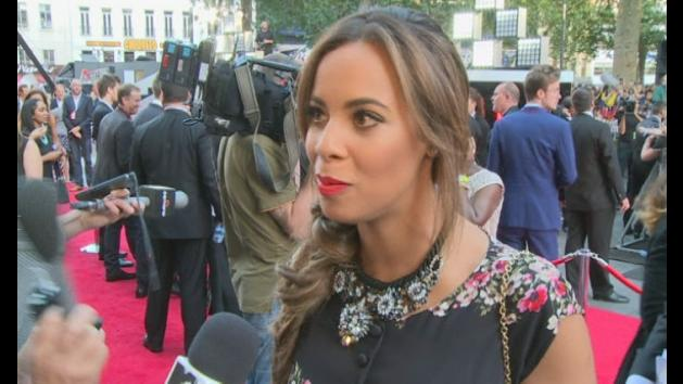 Rochelle Humes: