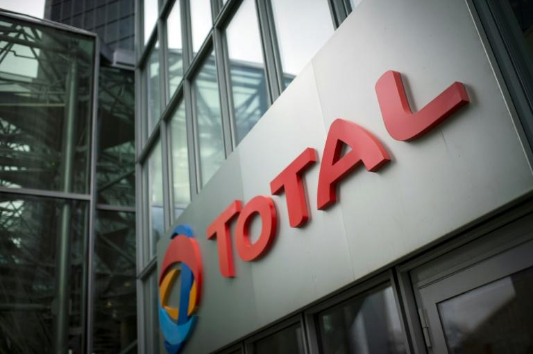 French energy major Total has a $25-billion stake in a gas project in Cabo Delgado (AFP Photo/MARTIN BUREAU)
