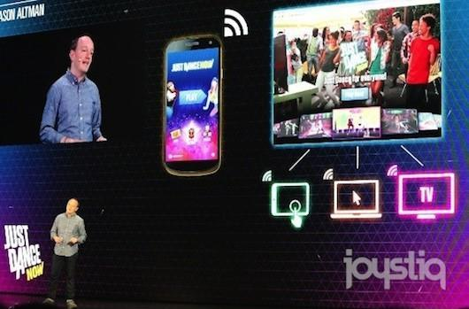 Just Dance Now uses mobile devices as controllers