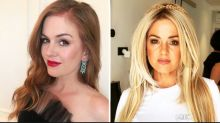 Isla Fisher debuts dramatic new hair on Instagram — and fans are not happy