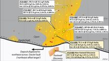 HighGold Mining Drills 17.8 g/t Gold Equivalent over 75.1 meters and Discovers New Zone at Johnson Tract, Alaska, USA