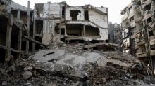Syria fighting eases as safe zones plan begins