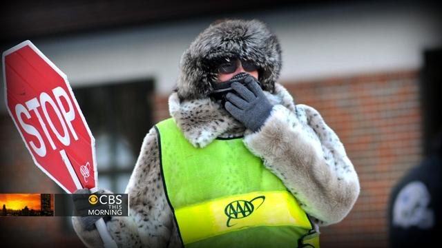 Extreme cold continues across much of U.S.