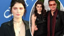 U2 frontman's daughter prepares for her blockbuster debut