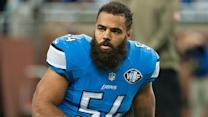 DeAndre Levy's dangerous hobbies