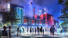 Disneyland to debut life-sized acrobatic animatronic Spider-Man