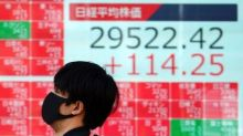 FTSE 100 falls after inflation fears cause Wall Street sell-off