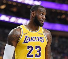LeBron James says he would never condone  violence against police
