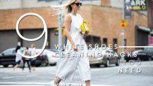 不要只懂穿不懂保養!簡單 9 個方法,就可以讓你的白球鞋永遠成為你的時尚單品!
