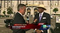 Willie Brown: Gay marriage once reserved for dreams