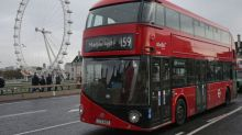 London buses to be fitted with alarms and speed restricting devices to help save pedestrians' lives