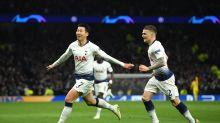 Tottenham 1-0 Manchester City: Son strikes as Aguero misses VAR penalty and Kane limps off