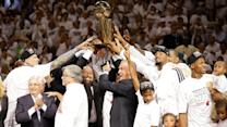 Miami Heat takes 2nd straight NBA title with 95-88 win over Spurs