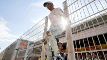 Motor racing: Hamilton wants track limits for F1 title 'mind games'