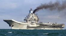 This Is Why You Can See Russia's Aircraft Carrier Coming From Miles Away