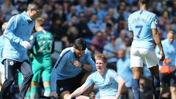 Man City vs Tottenham: Pep Guardiola in the dark over Kevin De Bruyne's latest injury