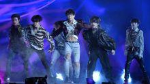 BTS performs new song 'Fake Love' at the Billboard Music Awards