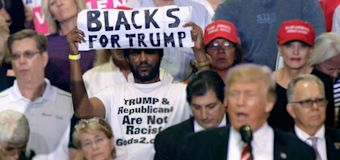 The 'Blacks for Trump' guy's troubling past