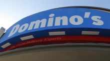 Tech titan? Domino's sales boosted by 'tech-to-table' approach
