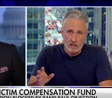 Jon Stewart Calls Rand Paul's Refusal to Back 9/11 Victim Funding an 'Abomination'