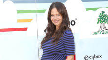 Home and Away star Tammin Sursok welcomes baby girl