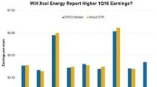 Xcel Energy Could Report Higher 1Q18 Earnings
