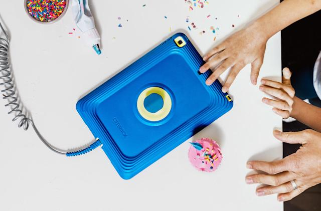 OtterBox's new accessories are aimed at kids and their iPads
