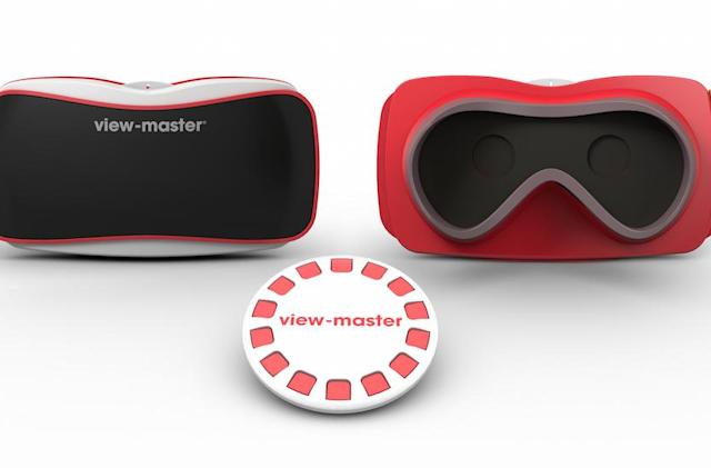 Google and Mattel update View-Master for the VR generation